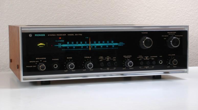 PioneerSX770-1